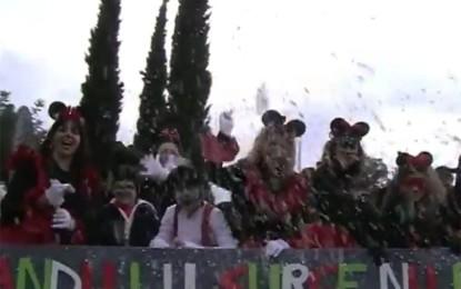 Si aprono le iscrizioni per il Carnevale Vegliese 2018, c'è tempo fino al 31 gennaio