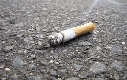 41enne vegliese incastrato dal mozzicone di una sigaretta fumata prima del colpo