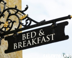 Bed and Breakfast con o senza Partita Iva