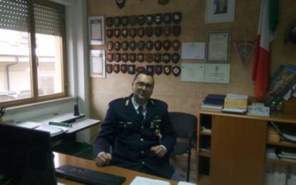 Il baldassarrese Domenico Chirizzi è il nuovo Comandante della Polizia Stradale di Tempio Pausania