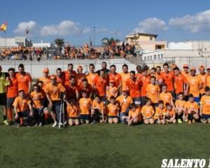 Deghi Calcio, sconfitta arancione contro il Talsano ma è festa salvezza