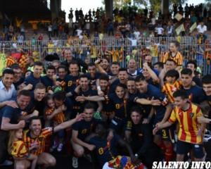 US Lecce, i giallorossi battono la Paganese e volano in Serie B