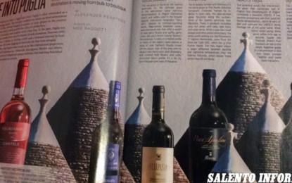 """Il Notarparano della Cantina Taurino eletto miglior Negroamaro Rosso da """"Wine Enthusiast"""""""