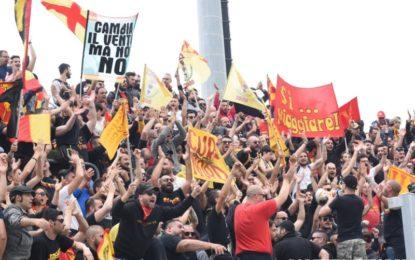 US Lecce, sconfitta per i giallorossi sul terreno di Monopoli ma la testa è già in Serie B