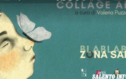 """""""Collage Art"""", domani a Trepuzzi un nuovo appuntamento per bambini con BLABLABLA"""