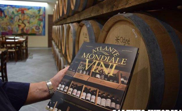 """""""Cantine Aperte 2018"""", Feudi di Guagnano inaugura la sua Wine Library"""