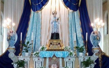 Proseguono i festeggiamenti novolesi in onore di San Luigi Gonzaga: stasera la Messa celebrata da mons. Seccia