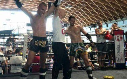 Il 18enne baldassarrese Gabriele Zaurito è Campione Europeo di Muay Thai