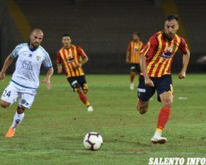 US Lecce, i giallorossi battono la Feralpisalò e passano al terzo turno. Sabato affronteranno il Genoa