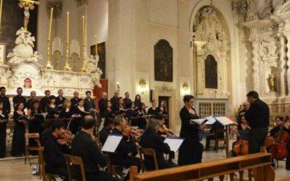 Oggi a Trepuzzi la musica sacra dell'Orchestra da Camera di Lecce e del Salento per Bande a Sud