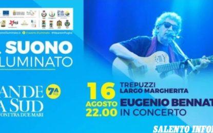 """Domani sera per """"Bande a Sud"""" a Trepuzzi va in scena Eugenio Bennato in concerto"""
