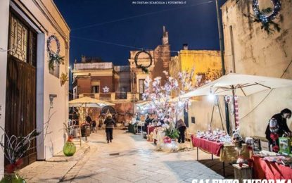 """""""So this is Christmas"""", l'8 e il 9 dicembre torna l'evento natalizio organizzato dalla Pro Loco di Guagnano"""