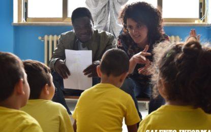 A Trepuzzi bambini e richiedenti asilo insieme per la Giornata Internazionale dei Diritti del Fanciullo