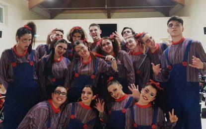 """Trionfo al CSEN Dance Contest per la scuola di danza guagnanese """"Immagine Studio Danza"""""""