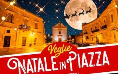 """Nel mese di dicembre a Veglie va in scena """"Natale in piazza"""""""