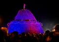 È il giorno della Fòcara, stasera a Novoli sarà incendiato il più grande falò del Mediterraneo