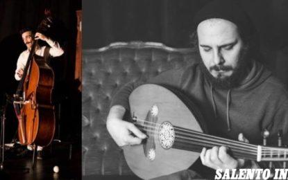 Domani all'Arci Rubik di Guagnano si esibiscono Peppe Frana e Antonio Alemanno