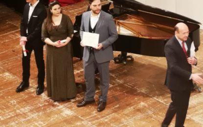 Il tenore guagnanese Giacomo Leone vincitore del 70° Concorso AsLiCo