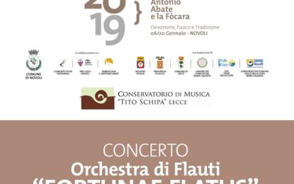 """""""Fortunae flatus"""", stasera a Novoli un concerto dei giovani musicisti del Conservatorio di Lecce per celebrare la devozione al Santo Patrono"""
