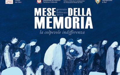 Mese della Memoria, il Presidio del Libro di Veglie lancia la nuova edizione: si comincia domani