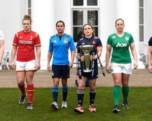 """Stasera al """"Via del Mare"""" va in scena Italia-Galles per il """"Sei Nazioni femminile"""" di rugby"""