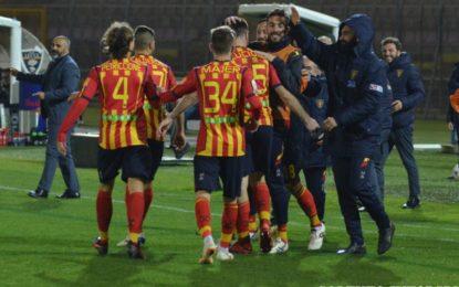 US Lecce, il Verona si arrende al Lecce: i giallorossi vincono per 2 a 1