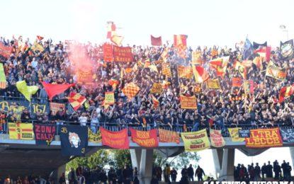 US Lecce, i giallorossi vincono il derby contro il Foggia grazie ad una rete di La Mantia