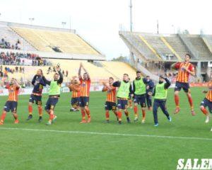 US Lecce, i giallorossi dilagano contro il Carpi: al Via del Mare termina 4 a 1