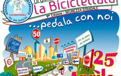 """Il 25 aprile a Veglie la 9° edizione della biciclettata dell'Associazione """"Gli Amici di Luka"""""""