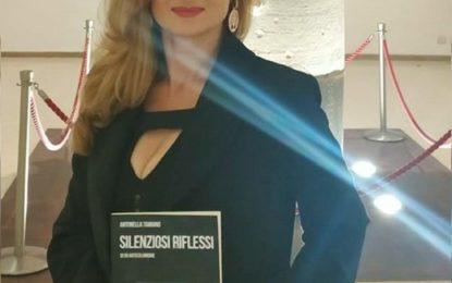 Un altro premio per il fortunato giallo/thriller dell'autrice salentina Antonella Tamiano